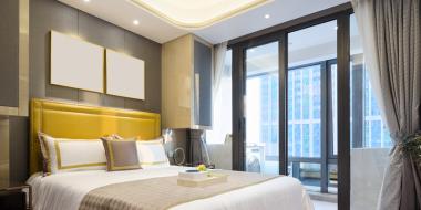 Cách trải ga giường đẹp như nhân viên chính hiệu khách sạn 5 sao